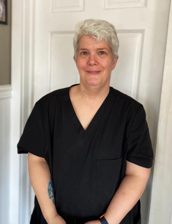Carrie Jansen, Kennel Assistant