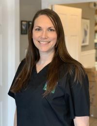 Jessica Fitzgibbons, L.V.T & Practice Manager